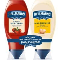 Hellmann's Ketçap & Mayonez Orta Set 875G