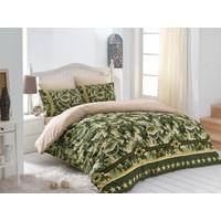 Belenay Tek Kişilik Uyku Seti - Kamuflaj Yeşil