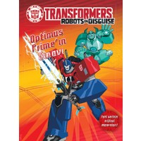 Transformers Optimus Prıme'In Sınavı
