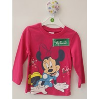 Disney MN6666 Kız Swatshirt