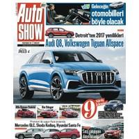 Auto Show 3 Aylık Dijital Dergi Aboneliği