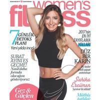 Women's Fitness Türkiye 3 Aylık Dijital Dergi Aboneliği
