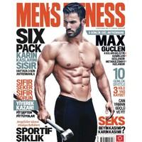 Men's Fitness Türkiye 3 Aylık Dijital Dergi Aboneliği