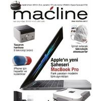 Macline 12 Aylık Dijital Dergi Aboneliği