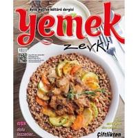 Yemek Zevki 3 Aylık Dijital Dergi Aboneliği
