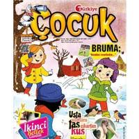Türkiye Çocuk 3 Aylık Dijital Dergi Aboneliği