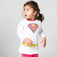 Warner Bros Supergirl Sweatshirt