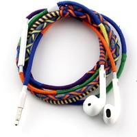 L-Tech . İp Örgü Desenli Kulaklık İos - Ad44Aw3