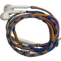 L-Tech . İp Örgü Desenli Kulaklık İos - Zts6D5