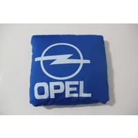 Smoke Penye Nano Kumaş Araç Servis Kılıf Opel Mavi