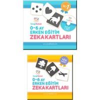 SevgiliBebek 0-6 Ay Tüm Zeka Kartları Seti (1 Kutu + 1 Ek Paket)