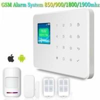 Kerui Atak G18 Gsm Sim Kartlı Hırsız Alarm Sistemi