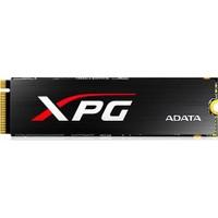 Adata ASX8000NPC 256GB 2500/1100MB NVMe 1.2 PCIe Gen 3X4 Gaming SSD HEAT SINK 3D NAND M.2 ASX8000NPC-256GM-C