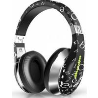 Bluedio A (Air) Stylish Wireless Bluetooth Headphones Mikrofonlu Kulaklık Siyah Ekstra Bass