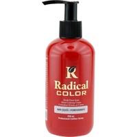 Radical Color Su Bazlı Saç Boyası Nar Çiçeği 250 Ml