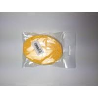 Tanaçan Yüz Yıkama Süngeri 2 Li S.Ö Yuvarlak Sarı Renk