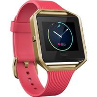 Fitbit Blaze Akıllı Fitness Saati Pembe Gold Special Edition