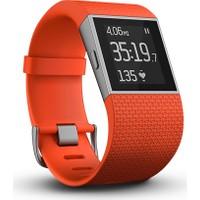 Fitbit Surge Gps Kablosuz Aktivite Bilekliği Turuncu