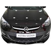 Opel Astra J Sedan 2013 Sonrası Body Kit (Plastik)