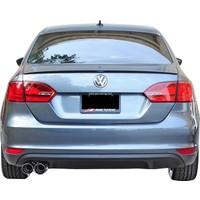 Volkswagen Jetta 2010 - 2014 GLI Difüzör (Plastik)
