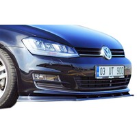 Volkswagen Golf 7 2012 - 2016 Ön Lip (Plastik)