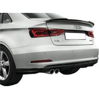 Audi A3 Sedan 8V Spoiler (Fiber)
