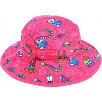 Baby Banz 0 - 2 Yaş 50+ UV Koruma Çift Taraflı Güneş Şapkası 17435