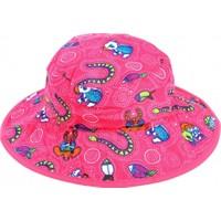 Baby Banz 2 - 5 Yaş 50+ UV Koruma Çift Taraflı Güneş Şapkası 17442