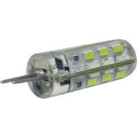 Benar 1.5W 12V Led Kapsül Ampul (Sarı Işık) G4 Duylu