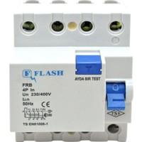 Flash 4X40A/300Ma Kaçak Akım Koruma Rölesi