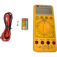 Tes 2712 Dijital Multımetre (Avometre-Pens Ampermetre)