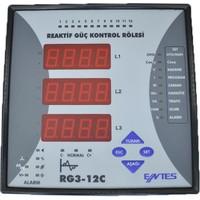Entes Rg3-12C Reaktif Güç Kontrol Rölesi