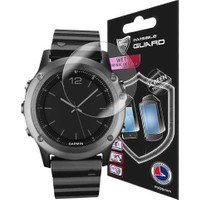 IPG Garmin Fenix 3 Watch Ekran Koruyucu (3 Adet)