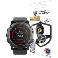 IPG Garmin Fenix 5X 51mm Watch Ekran Koruyucu (2 Adet)