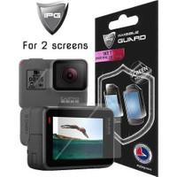 "IPG Go Pro Hero 5 Black 2"" Camera (2 adet) Ekran Koruyucu"