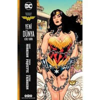 Wonder Woman Cilt 1 :Yeni Dünya - Grant Morrison