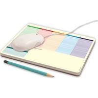 Direkt-Al Mouse Pad - Haftalık Kağıt Planer-Sümen Hergün1Renk