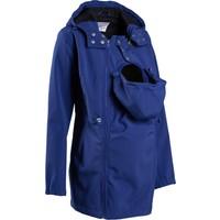 bonprix Mavi Hamile Giyim Bebek Korumalı Softshell Ceket 34-54 Beden
