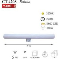 Cata Ct-4208 5 Watt (35 Watt) Ralina Led Ampul
