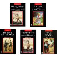 İngilizce Hikayeler 5 Kitap Set (Stage 1)