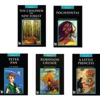 İngilizce Hikayeler 5 Kitap Set (Stage 2)