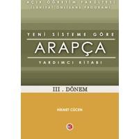 Kredili Sisteme Göre Aöf Arapça Yardımcı Kitabı 3. Dönem
