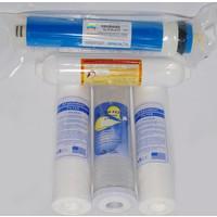 Milsuart Su Arıtma Cihazları İçin 5'li Filtre Seti