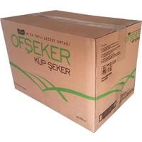 Ofçay Ofşeker Kağıt Tek Sargılı Küp Şeker 5 Kg