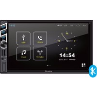 Piranha Encore C Type Double Multimedia Player Oto Teyp