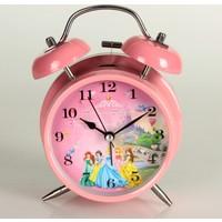 Disney Lisanslı Işıklı Alarmlı Masa Saati Princess
