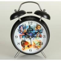 Disney Lisanslı Işıklı Alarmlı Masa Saati Star Wars