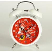 Disney Lisanslı Işıklı Alarmlı Masa Saati Minnie Mouse