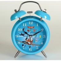 Disney Lisanslı Işıklı Alarmlı Masa Saati Uçaklar
