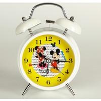 Disney Lisanslı Işıklı Alarmlı Masa Saati Mickey Mouse